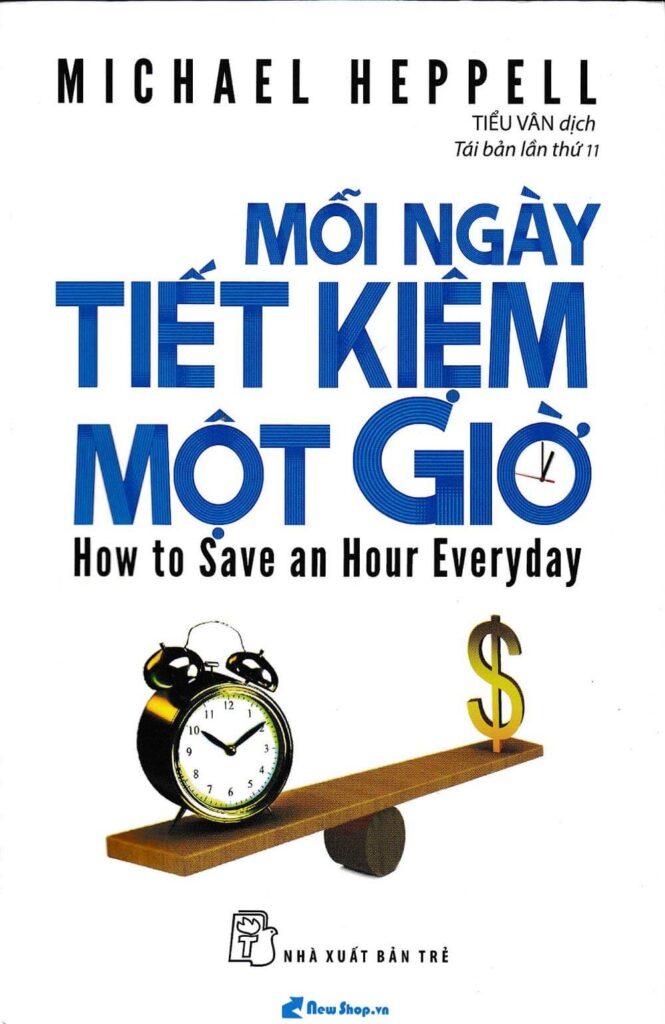 mỗi ngày tiết kiệm một giờ