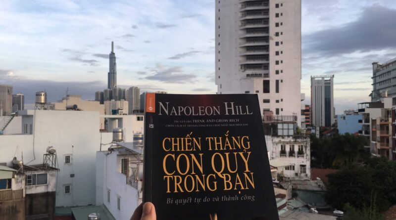 chien thang con quy trong ban napoleon hill