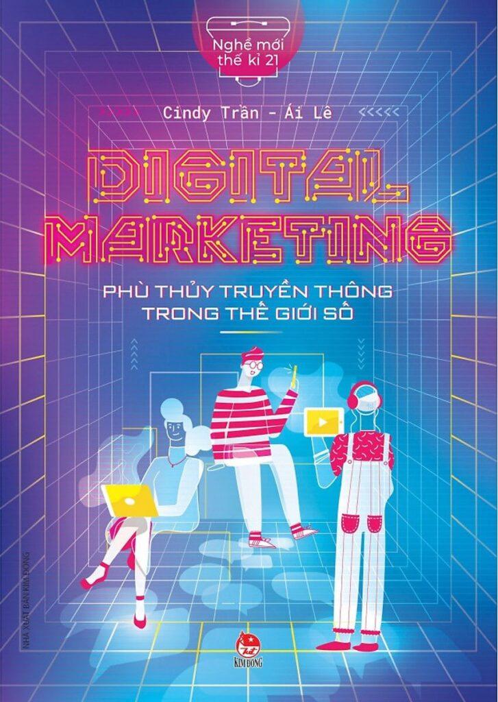 digital marketing sách